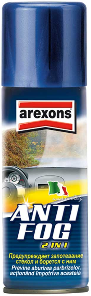 "Антизапотеватель Arexons"", аэрозоль, 200 мл"