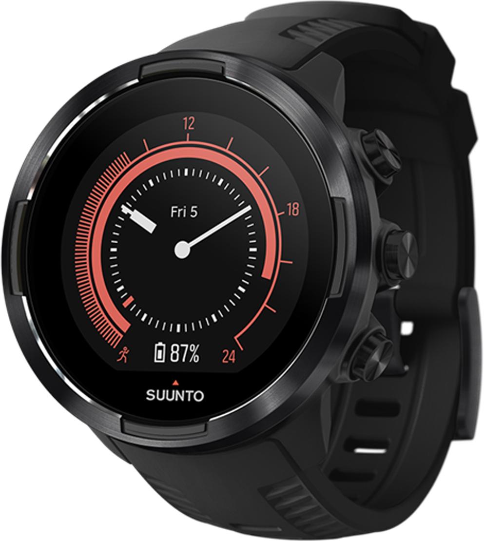 """Часы спортивные Suunto """"9 Baro"""", цвет: черный"""