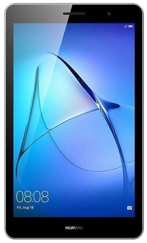 7 Планшет Huawei MediaPad T3 Wi-Fi + 3G, 16 ГБ, серый планшет huawei mediapad t3 8 0 2gb 16gb 3g 4g android 7 0 серый [53018493]