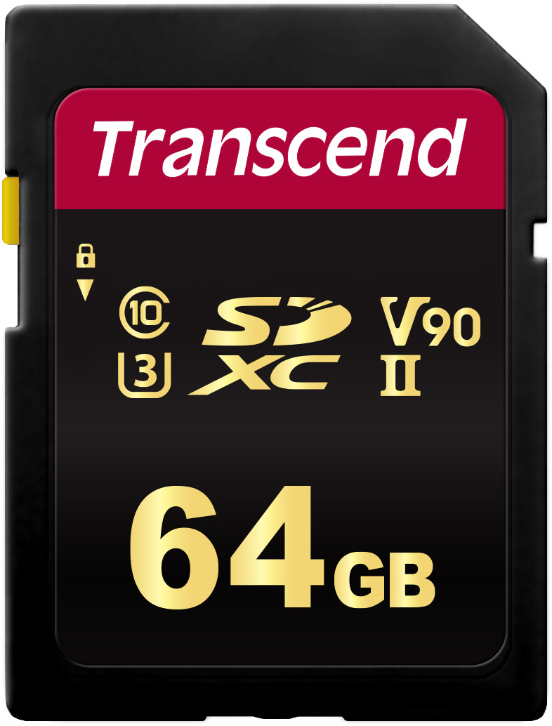 Transcend SDXC 700S UHS-II Class U3 V90 64 GB карта памяти все цены