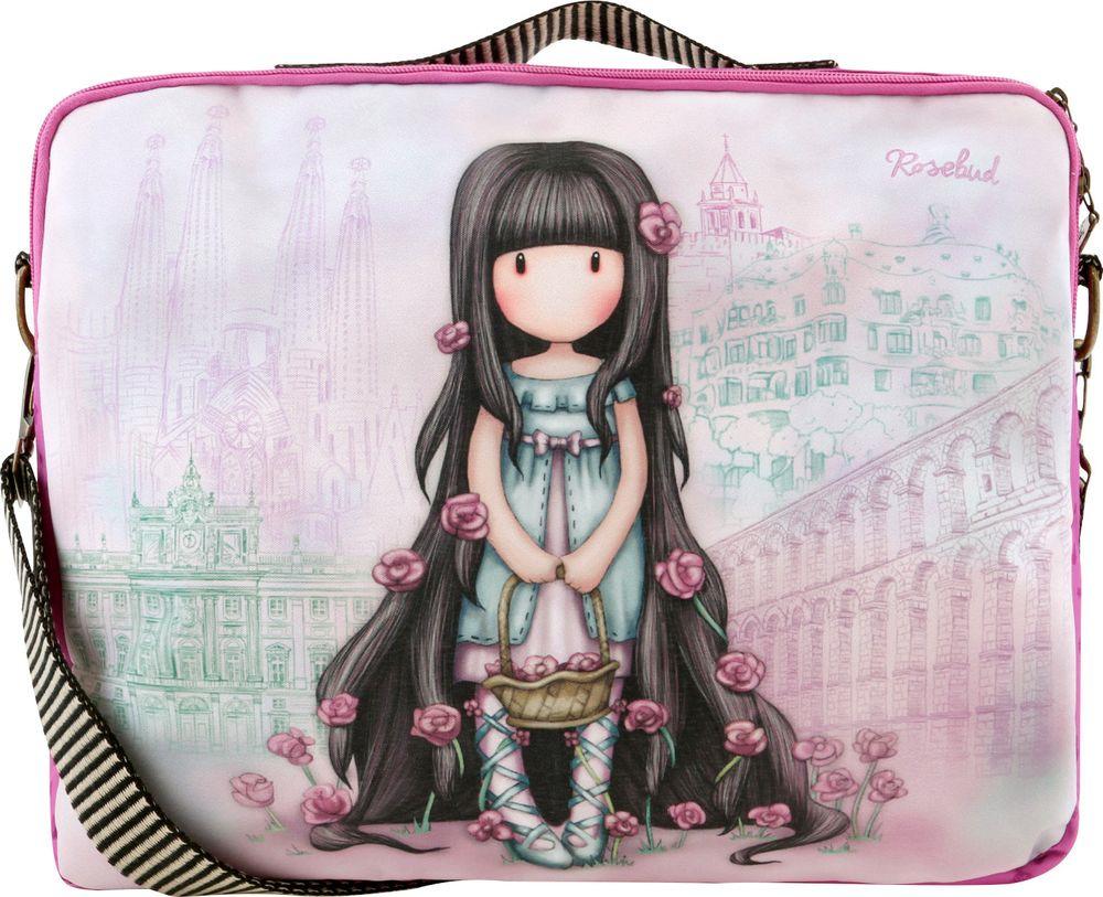 Сумка для ноутбука Santoro London Cityscape Rosebud сумка для девочки santoro toadstools цвет синий 0012417