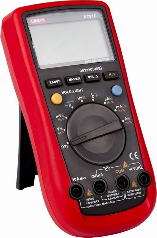 Мультиметр профессиональный Uni-T UT61C
