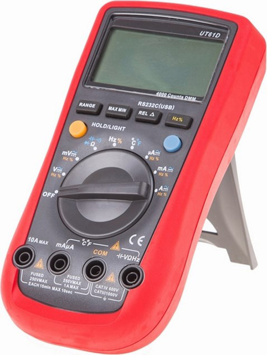 Мультиметр профессиональный Uni-T UT61D