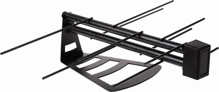 Rexant RX-265, Black антенна комнатная для цифрового ТВDVB-T2 недорго, оригинальная цена