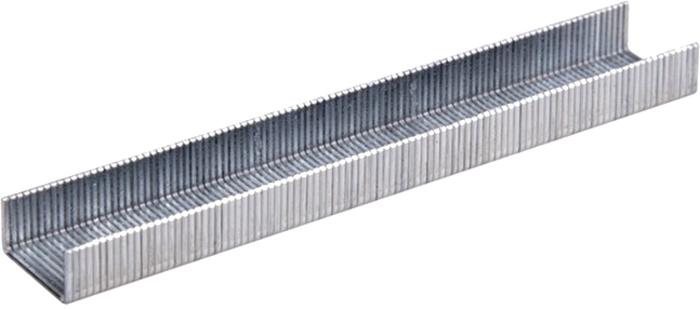 Скобы для строительного степлера Rexant, узкие, 11,3 х 0,7 мм, 6 мм, 1000 шт скобы 50 23s 1000 шт