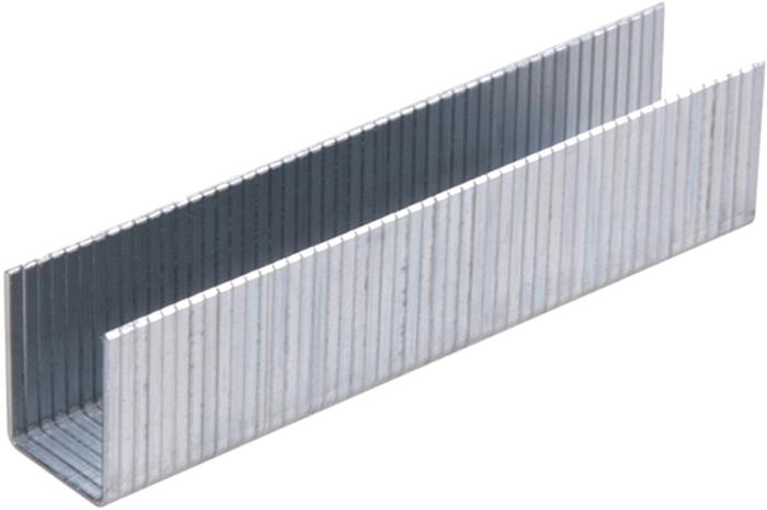 Скобы для строительного степлера Rexant, широкие, 10,6 х 1,2 мм, 14 мм, 1000 шт заклепки rexant 4 8 х 14 мм 50 шт