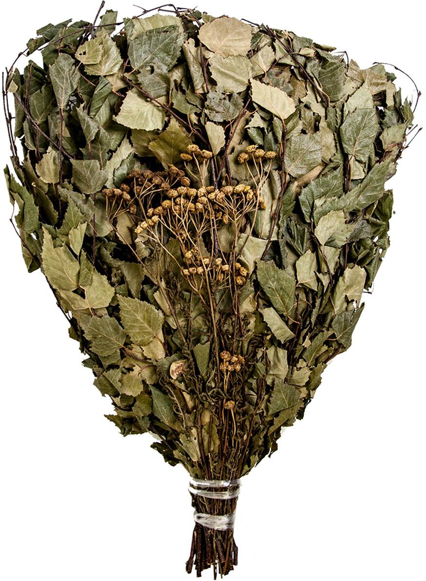 Веник Банные штучки березовый с пижмой веник банные штучки березовый с полынью