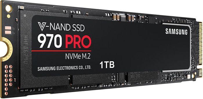 SSD диск Samsung 970 PRO PCI-E x4 1Tb (MZ-V7P1T0BW) ssd диск samsung 970 pro pci e x4 512gb mz v7p512bw