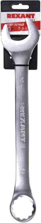"Ключ комбинированный ""Rexant"", 32 мм"