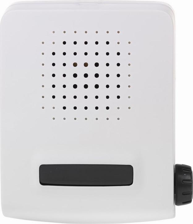 Звонок проводной Rexant, с регулятором громкости. 73-0110 звонок электрический с кнопкой светозар аккорд 58036