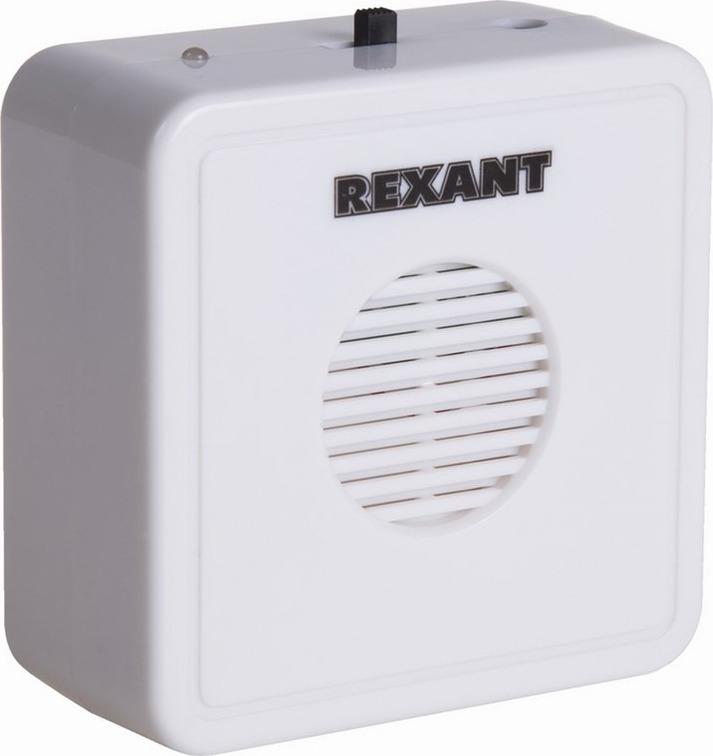 Отпугиватель грызунов Rexant, ультразвуковой, на батарейках. 71-0013 цена 2017