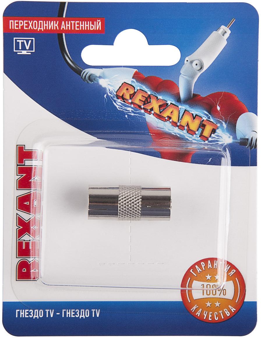Rexant 06-0029-A переходник антенный TV недорого