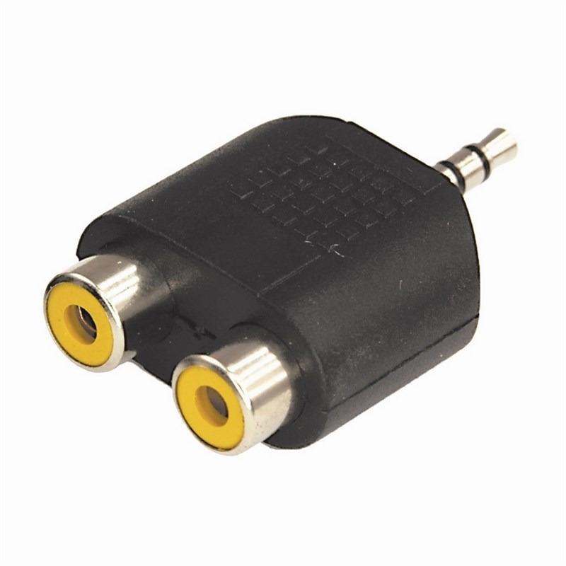 Rexant 14-0431 переходник 3.5 мм стерео - 2 RCA rexant 06 0163 a переходник аудио rca 2 rca