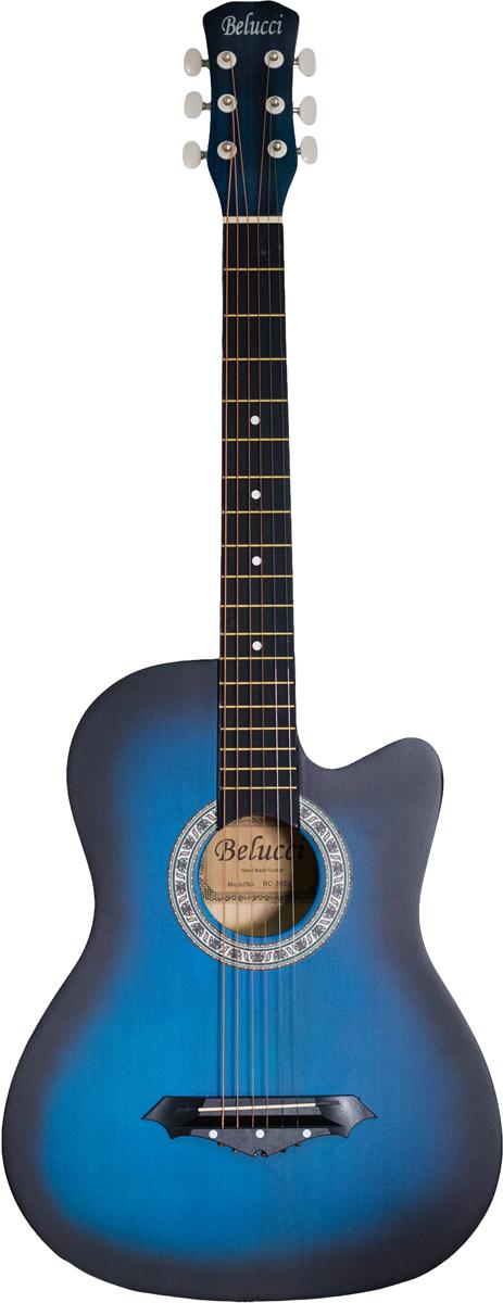 Belucci BC3820 , Blue акустическая гитара