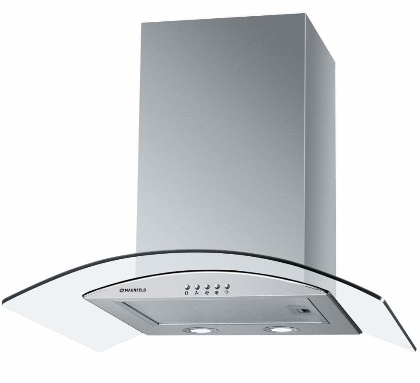 Кухонная вытяжка MAUNFELD Ancona PlusA 50 нержавеющая стальпрозрачное стекло Основные характеристики: Максимальная производительность 600 м3/час...