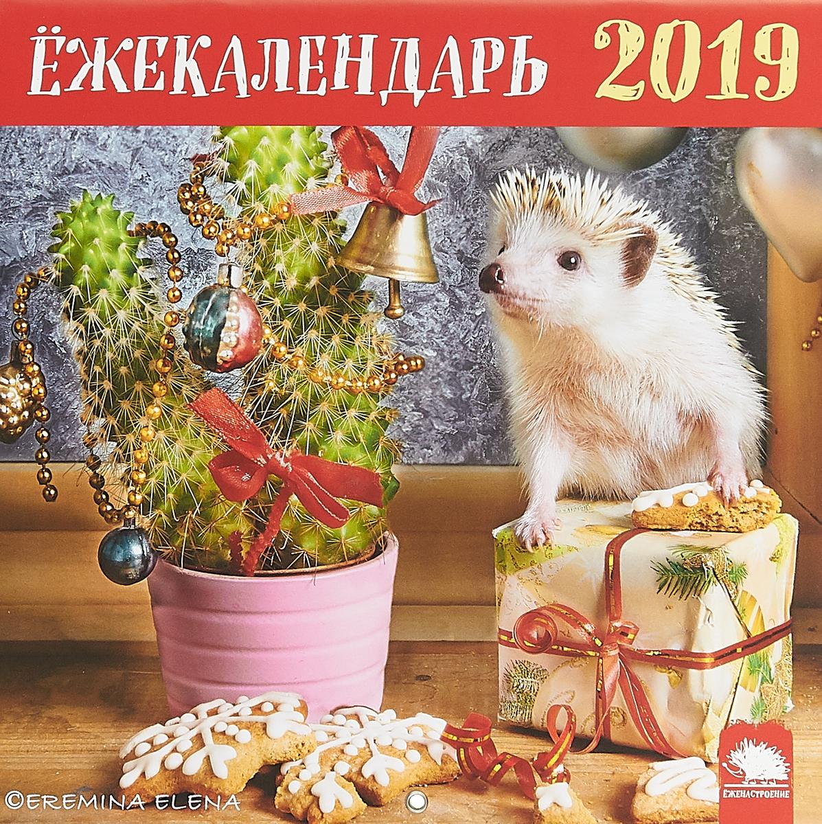 Елена Еремина Ёжекалендарь 2019
