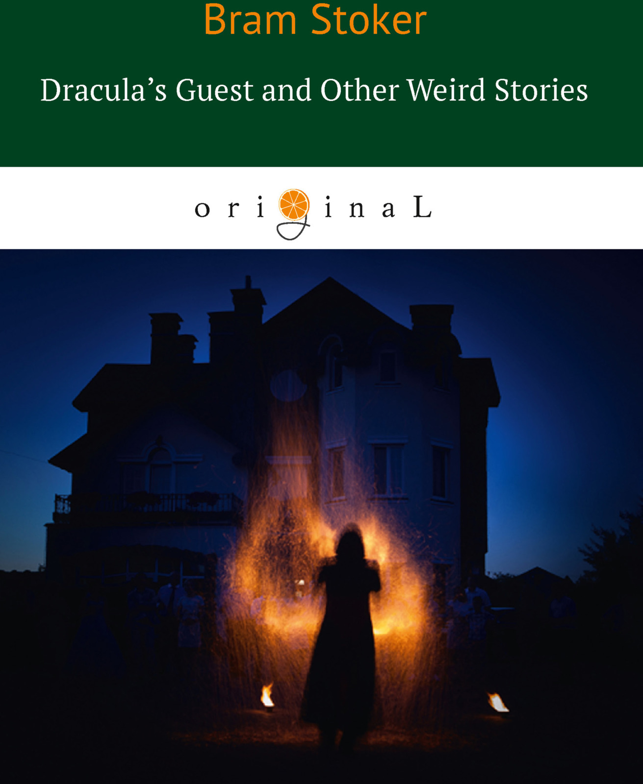 B. Stoker Dracula's Guest and Other Weird Stories stoker b the mystery of the sea