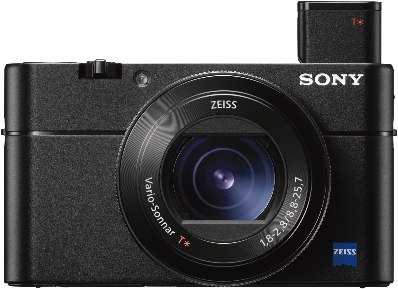 Sony DSC-RX100M5A, Black цифровая фотокамера цена