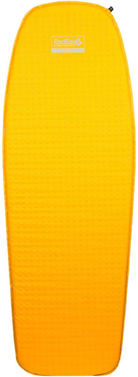 Коврик самонадувающийся Red Fox Pro Mat Light, цвет: янтарь, асфальт, 150 х 51 х 2,5 см