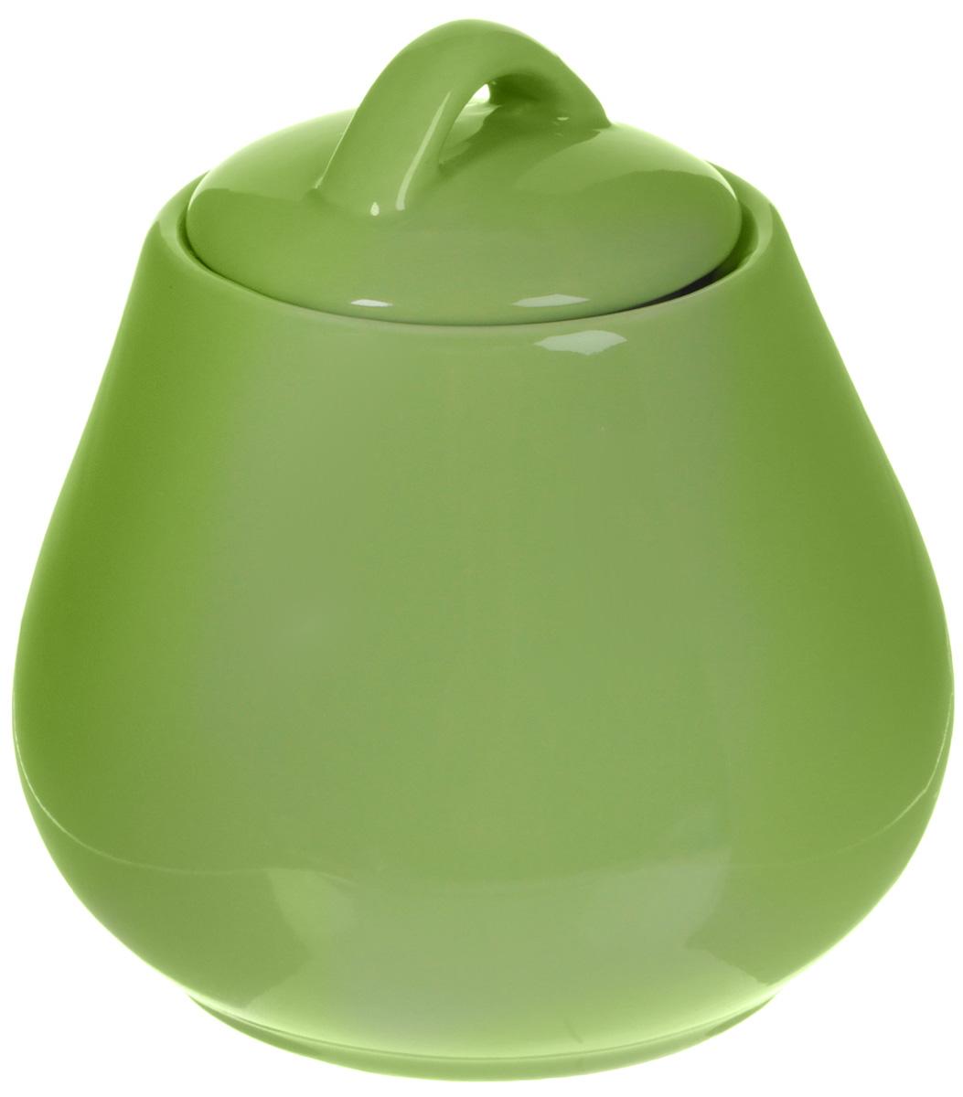 """Сахарница """"Fissman"""", цвет: зеленый, 600 мл. 9332"""