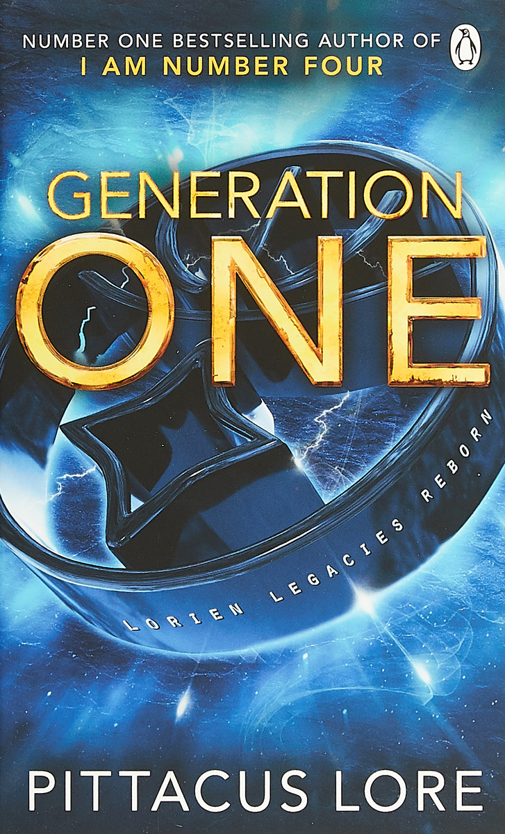 Фото - Generation One: Lorien Legacies Reborn the teens the teens past and present 76 96