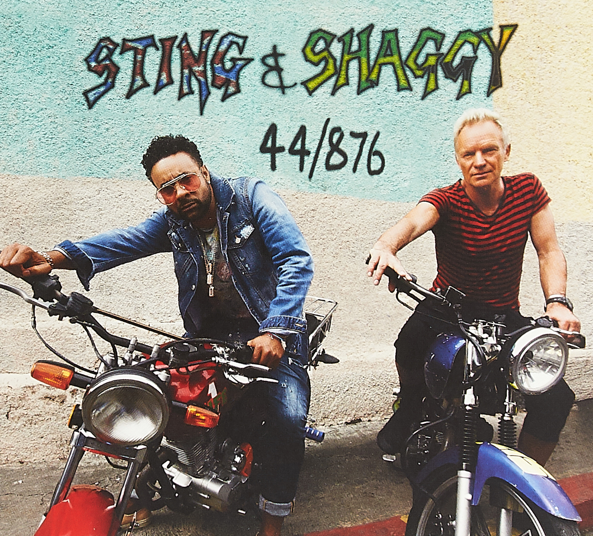 Стинг Sting & Shaggy. 44/876 стинг sting the soul cages