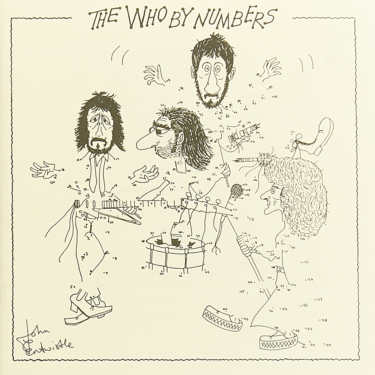 The Who The Who. By Numbers who who the who sell out
