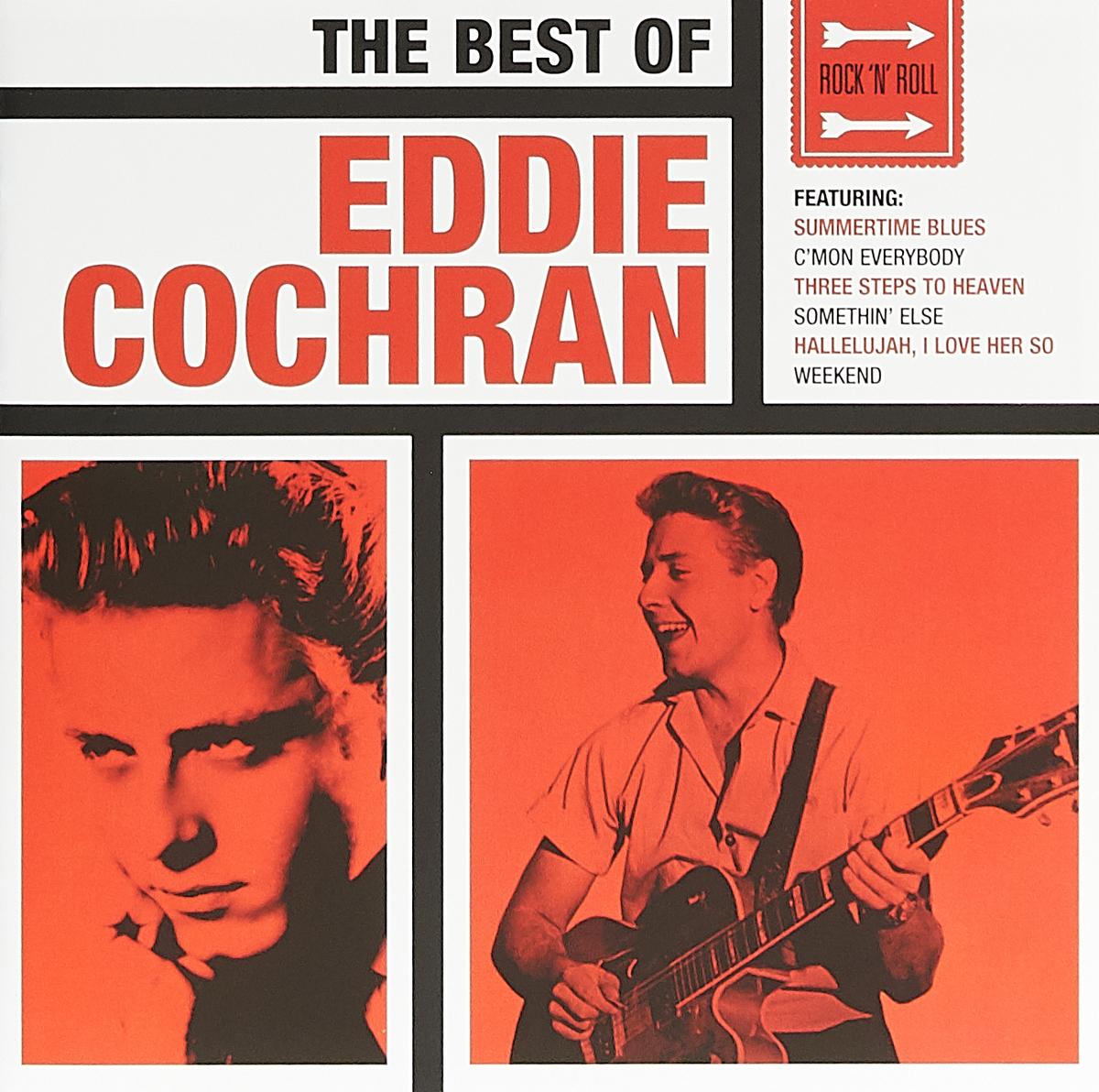 COCHRAN, EDDIE. THE VERY BEST OF bzn bzn the best of bzn