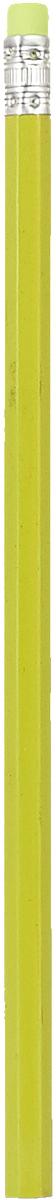Calligrata Карандаш чернографитный с ластиком твердость HB цвет корпуса светло-зеленый карандаш чернографитный с ластиком твердость нв цвет корпуса черный желтый