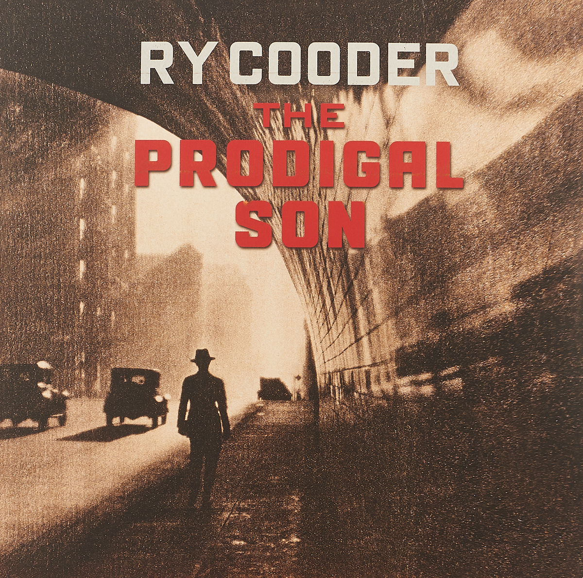 Рай Кудер Ry Cooder. The Prodigal Son (LP) iron maiden – seventh son of a seventh son lp