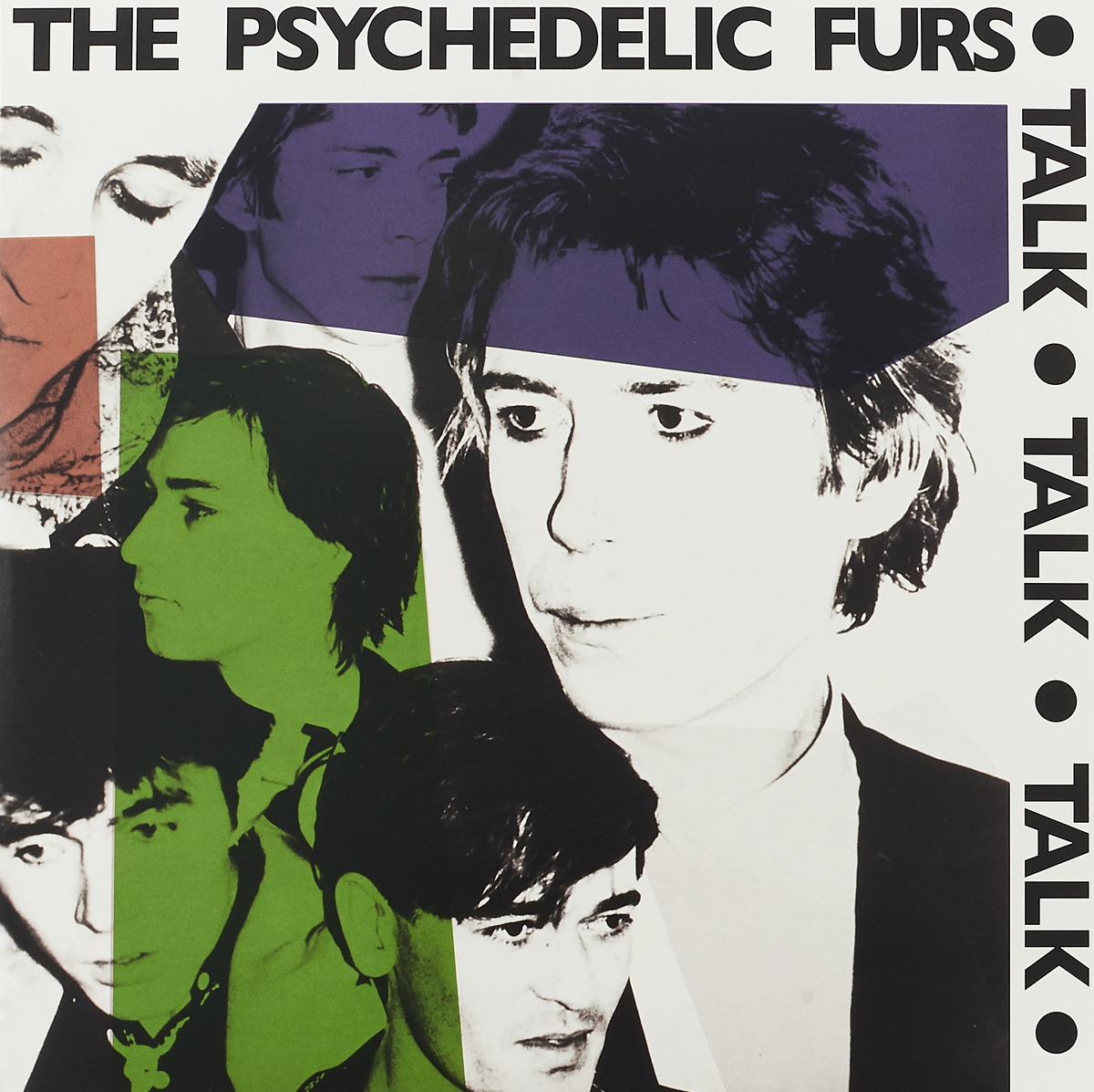 The Psychedelic Furs Furs. Talk (LP)