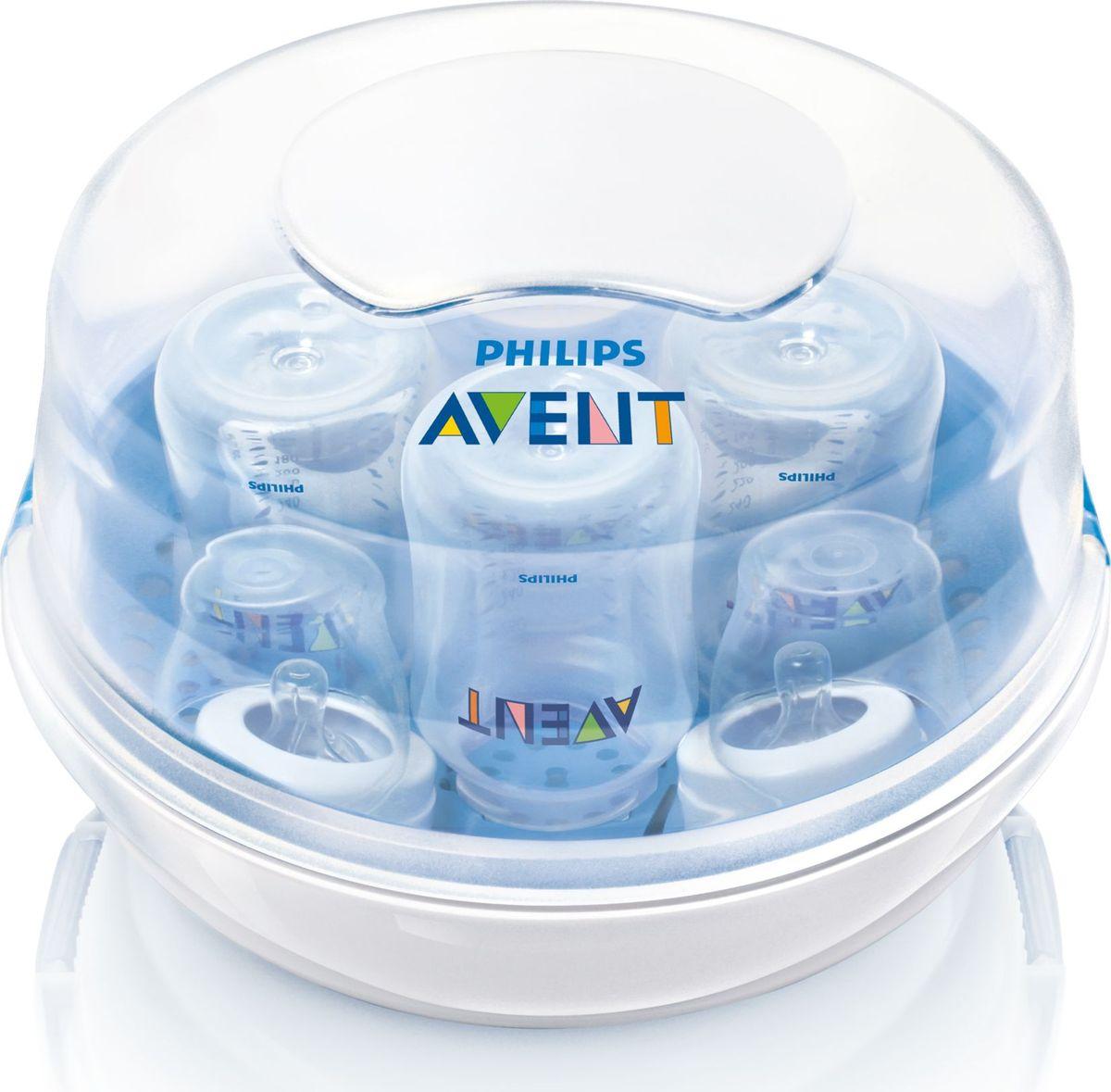 молокоотсосы Стерилизатор для микроволновой печи Philips Avent SCF281/02