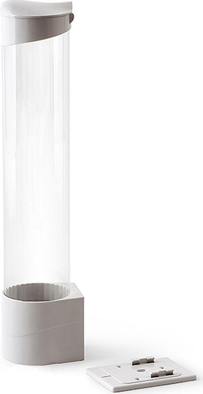 AEL 70226, White держатель стаканов70226Стаканодержатель на магните (Белый). На 50стаканов, диаметром 70мм. Корпус выполнен из высококачественного поликарбоната, благодаря чему достигается высокая степень прозрачности. В комплекте: стаканодержатель и магнит.