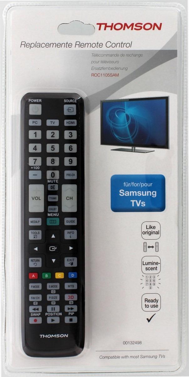 Thomson 132498, Black пульт ДУ для Samsung TVs цена и фото