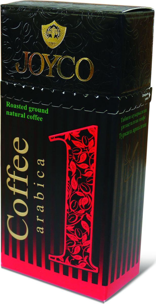 JOYCO Кофе молотый №1 (arabica), 100 г цены