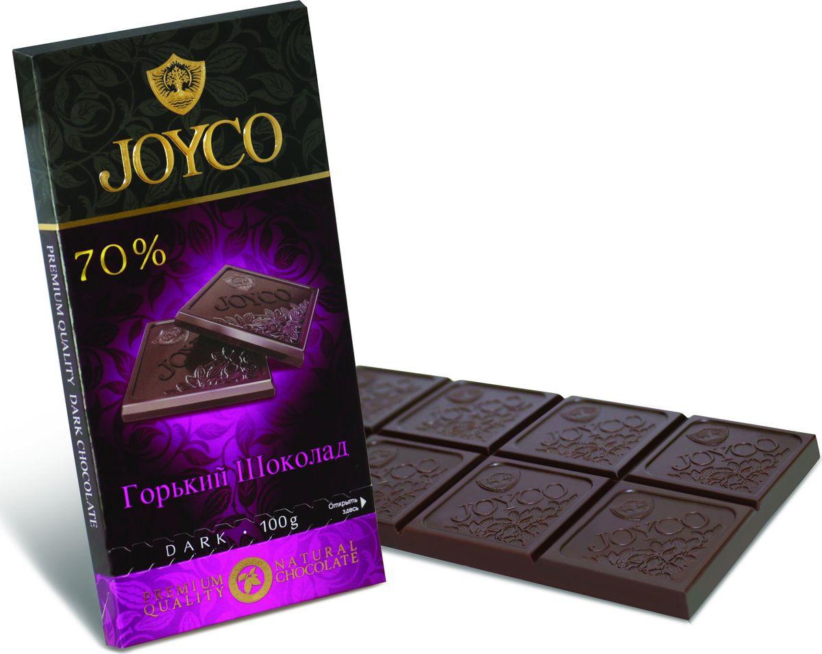 JOYCO Горький шоколад 70%, 100 г футорка smart ис 072204
