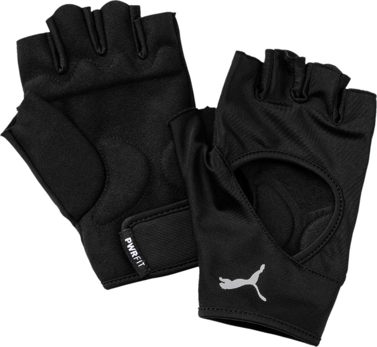 """Перчатки Puma """"TR Ess Gloves"""", цвет: черный. Размер M"""