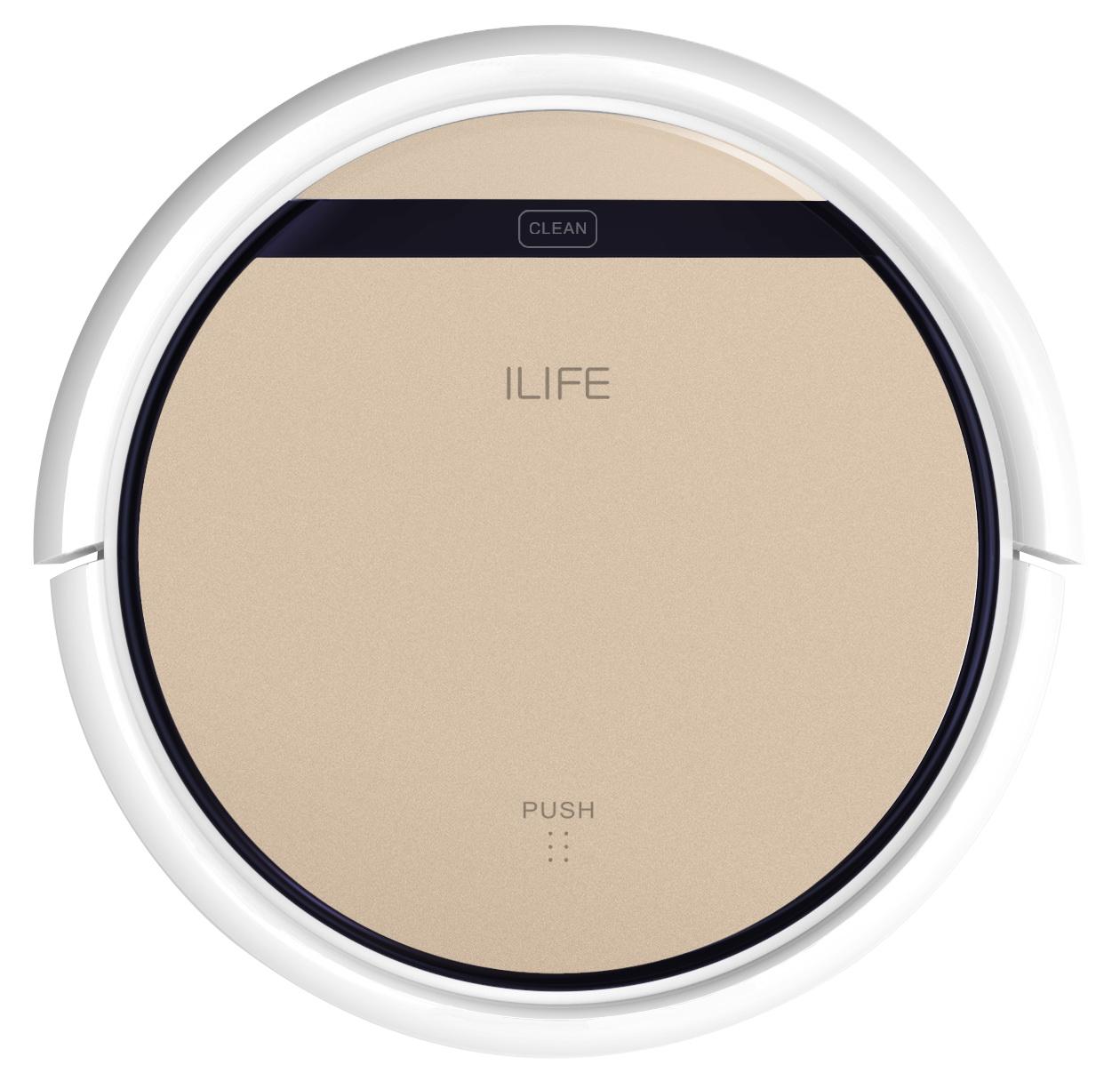 Робот-пылесос iLife V5s Pro, 00039123, бежевый iLife