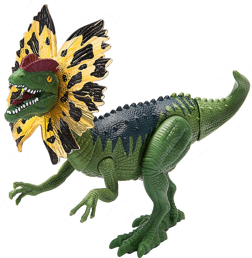 Chap Mei Игровой набор Подвижная фигура Дилофозавр chap mei набор chap mei нано армия со звуком и светом