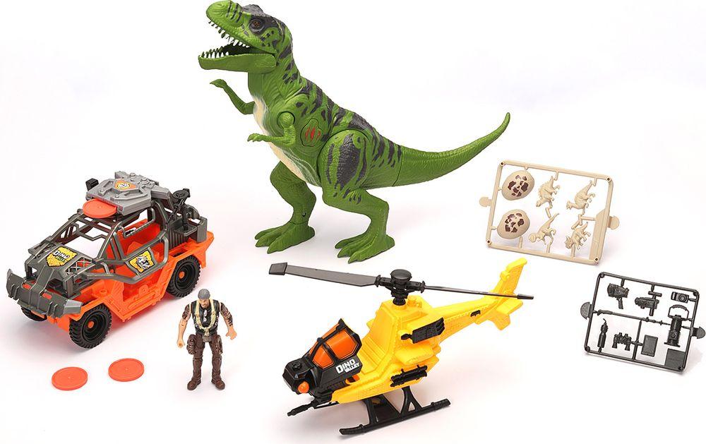 Chap Mei Игровой набор Большая охота на Тиранозавра