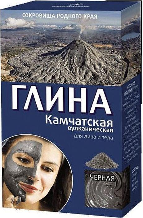 FitoКосметик Глина черная Камчатская вулканическая, 100 г FitoКосметик