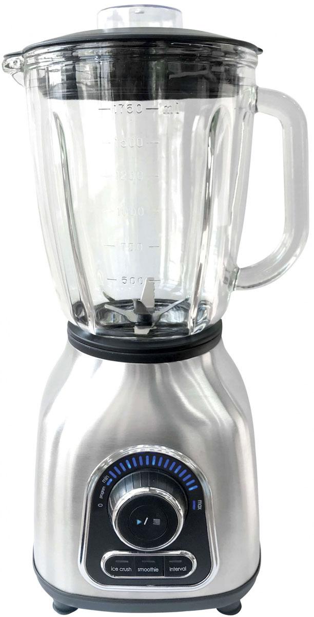 Блендер Gemlux GL-BL1475G, Silver Black