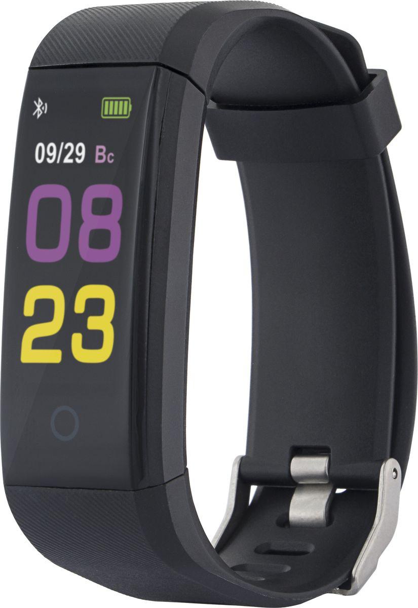 Фитнес-браслет Bizzaro F330, черный цены онлайн