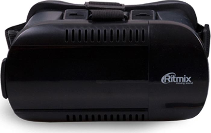 Ritmix RVR-001, Black очки виртуальной реальности