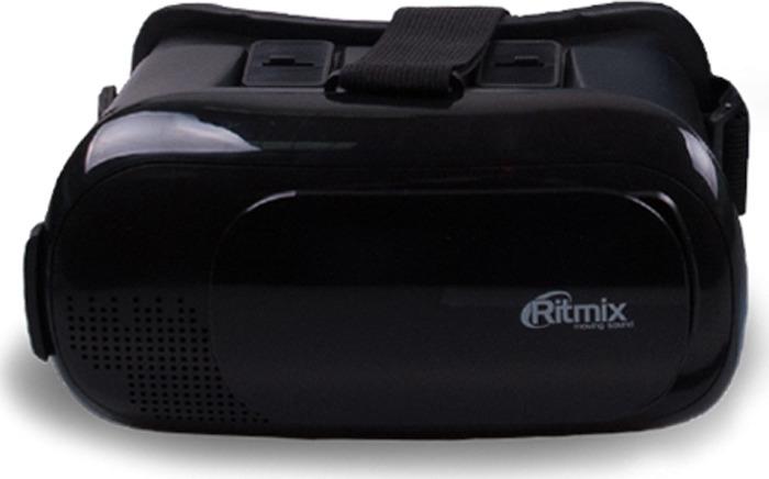 Ritmix RVR-002, Black очки виртуальной реальности цена и фото