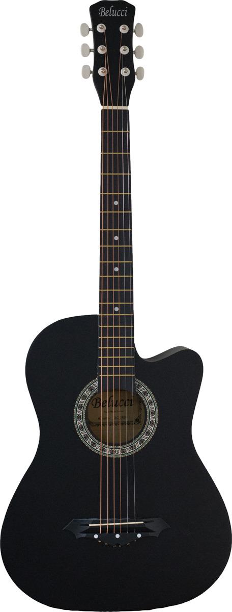 Belucci BC3820 , Black акустическая гитара