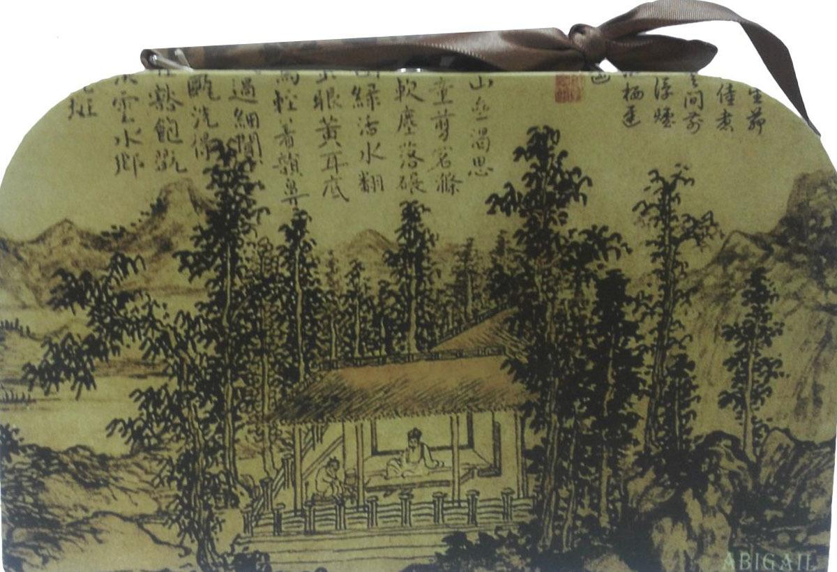 Чай зеленый китайский Молочный Улун ABIGAIL Лес, 100 г чай в подарочной упаковке peroni молочный улун