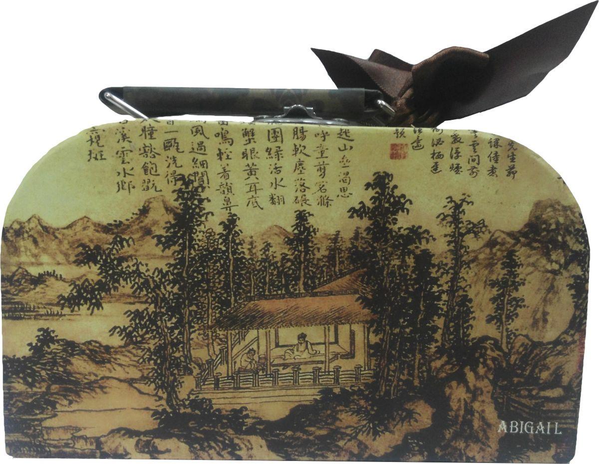Чай зеленый китайский Молочный Улун ABIGAIL Лес, 170 г