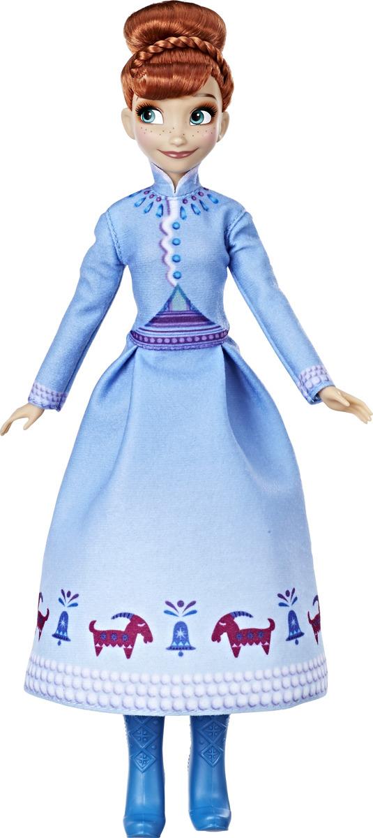 Кукла Disney Frozen Рождество с Олафом. Анна. E2658EU4_2790 цена
