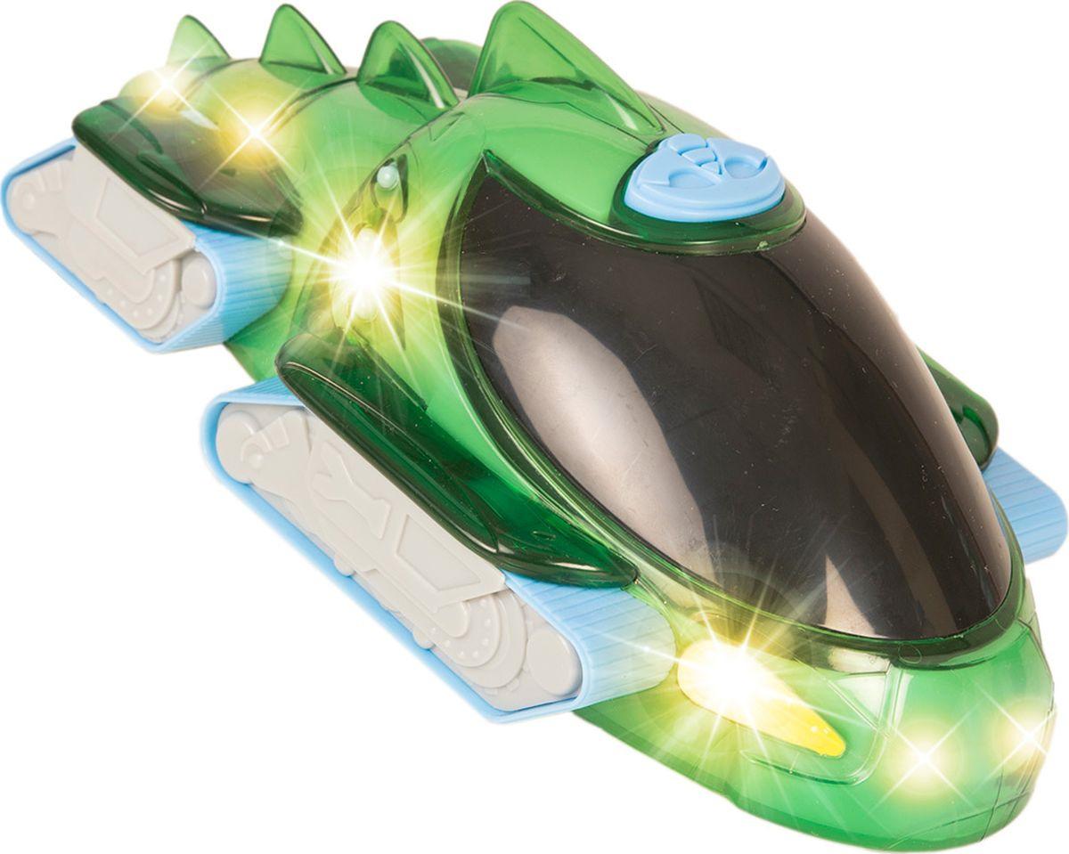 """Игровой набор Герои в масках Светящаяся машинка """"Геккомобиль"""""""